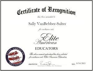 Sally VanBebber-Salter