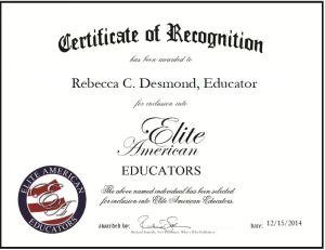 Rebecca C. Desmond