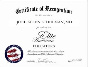 Joel Schulman