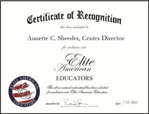 Annette C. Sheeder