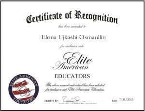 Elona Ujkashi Osmanlliu