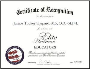 Janice Tucker Shepard