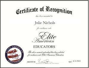 Julie Nichols