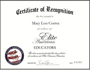 Mary Lou Cortez